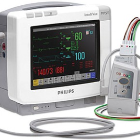 Wireless Real-Time Patient Monitoring Connects to Central Decision Support