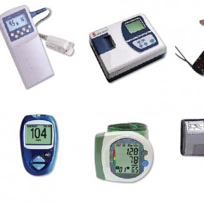 Application of PSoC in Electronic Medical Devices